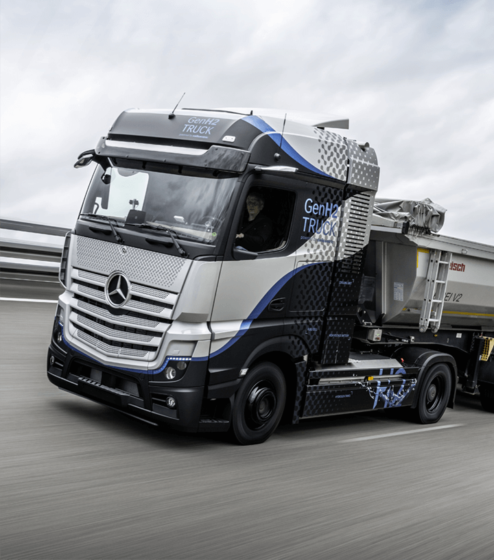 ACCELERATING  THE UPTAKE OF GREEN  HYDROGEN FOR  TRUCKING